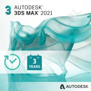 Autodesk 3ds Max 2021 - Subskrypcja 3-letnia