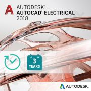 Autodesk AutoCAD Electrical 2018 - Subskrypcja 3-letnia