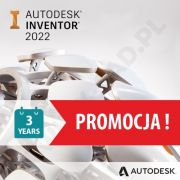 Autodesk Inventor Professional 2022 - Subskrypcja 3-letnia