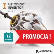 Autodesk Inventor Professional 2021 - Subskrypcja roczna