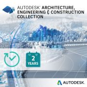 Autodesk Architecture, Engineering & Construction Collection - Subskrypcja 2-letnia