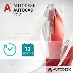 AutoCAD - including specialized toolsets - Subskrypcja roczna (Multi-user)